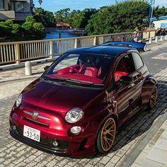 Este posibil ca imaginea să conţină: maşină şi în aer liber Fiat Abarth, Fiat 500x, Fiat 500 Sport, New Fiat, Fiat Ducato, Microcar, Fiat Cars, Nissan 370z, Sweet Cars