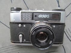 Vintage Soviet camera фэд-5 /FED 5/objective Industar 61/made in Soviet Union /USSR vintage by 1917BackInUSSR1991 on Etsy