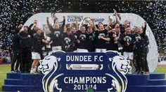 Scottish Championship - Champions Dundee Fc, Hollywood Walk Of Fame, Trip Advisor, Monster Trucks, Park, Movie Posters, Film Poster, Parks
