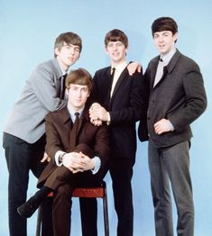 The Beatles 1, Beatles Photos, Gentlemen Prefer Blondes, Lady And Gentlemen, Richard Starkey, British Invasion, The Fab Four, Ringo Starr, George Harrison