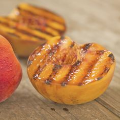 So easy and Delicious, these Healthy Honey Grilled Peaches are perfect for summer grilling, or a warm treat in the winter ;)
