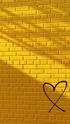 New Cute Screen Savers Iphone Yellow Ideas - Wallpaper Quotes Iphone Wallpaper Yellow, Bright Wallpaper, Framed Wallpaper, Cute Wallpaper Backgrounds, Pretty Wallpapers, Screen Wallpaper, Blue Backgrounds, Helle Wallpaper, Cute Screen Savers