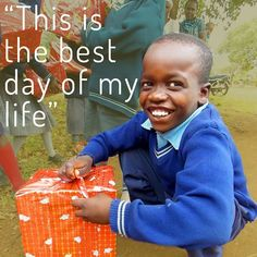 Christmas Shoebox Appeal, Shoe Box, Kenya, Good Things, Children, Day, Life, Young Children, Boys