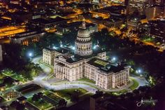 StateCapitol Building in Austin Texas