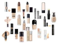 """""""Current fav foundations"""" by tyronewelle ❤ liked on Polyvore featuring beauty, Ellis Faas, Elizabeth Arden, L'Oréal Paris, Pacifica, Marc Jacobs, SUQQU, Mirenésse, Gorgeous Cosmetics and New CID Cosmetics"""