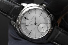 Hands-On with the Laurent Ferrier Galet Classic Square Tourbillon
