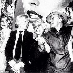 Studio 54..NewYork...New Year's Day..1978..Jerry Hall..Andy Warhol..Debbie Harry..Truman Capote..Paloma Picasso...
