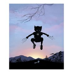 I love this 'when I grow up...' series by this artist AndyFairhurst.  I will be buying a couple prints for Ian & Sid!
