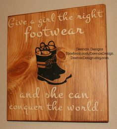 Female Firefighter Wall Hanging Firefighter Decor by DeenasDesign - https://www.facebook.com/DeenasDesign - $32.00