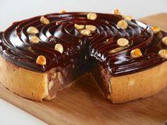 Tarta brownie de chocolate Osvaldo Gross