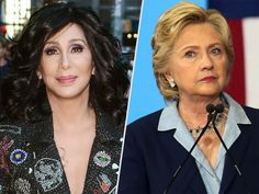 Cher, Hillary Clinton and More React to Donald Trump's Lewd 2005 Conversation with Billy Bush