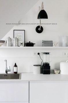 Cool Scandinavian Kitchen Design Ideas 18