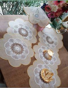 Crochet Motif, Home Textile, Textiles, Table Decorations, Stone, Rugs, Outdoor Decor, Furniture, Home Decor