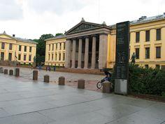 University of Oslo: a) Summer Program; b) CaNoRock STEP Exchange Program (Oslo, Norway)