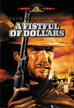 A Fistful of Dollars DVD ~ Clint Eastwood, http://www.amazon.com/dp/B00000K0DM/ref=cm_sw_r_pi_dp_0sCfqb1EMYYCD