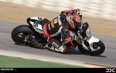 Mc Williams and KTM 690 Duke