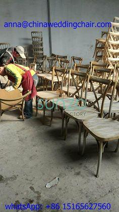 cross back chair, SUNZO furniture, www.chinaweddingchair.com