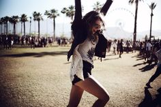Masha Sedgwick / True Religion / Festival / Boho / Hippie / Style / Desert / Califonia / Coachella / Girls / big wheel / Blogger Bazaar / Blogger / Styöe / Fashion