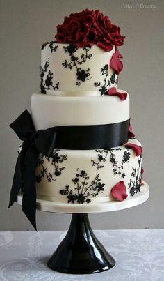 Loving cake