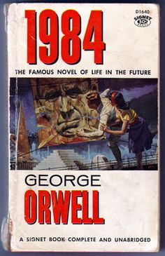 """10 Most Depressing """"1984"""" by George Orwell quotes"""