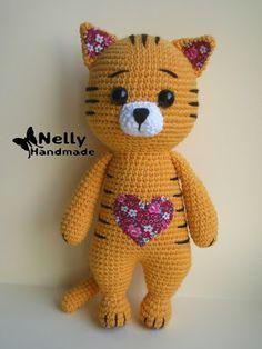 Nelly Handmade: Серия Мика. Кошачьи