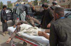 Sete mortos e 41 feridos em atentado suicida no Afeganistão