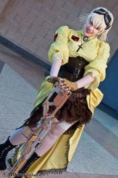 Hellsing cosplay