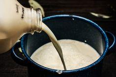 The Kitchen Rag: Easy Homemade Raw Greek Yogurt