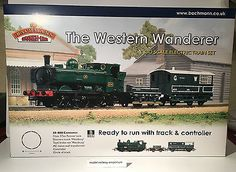 Bachmann - 30-080 - #western #wanderer starter #train set - new rare! unused,  View more on the LINK: 	http://www.zeppy.io/product/gb/2/272109252362/