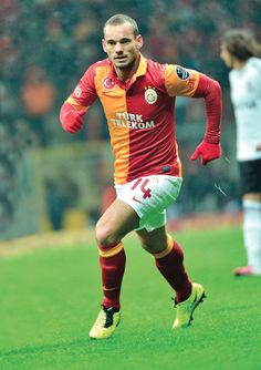Wesley Sneijder #14