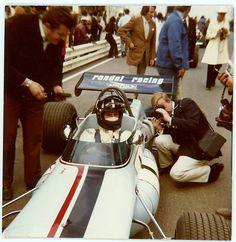 Graham Hill - Lotus 59B Cosworth FVA - Roy Winkelmann Racing - XXXII ADAC - Eifelrennen 1969 - Lang ist es her (475) by Hartmut Schulz