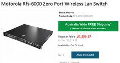 Search results for: 'motorola rfs 6000 zero port wireless lan switch' Wireless Lan, Hardware Software, Pos, Zero, Coding, Search, Research, Searching, Programming