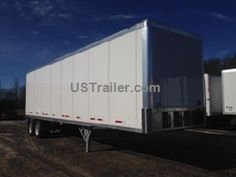US Trailer is one of the largest trailer leasing and rental companies in the Missouri area, specializing in over-the-road Dry Vans, Flatbeds & Reefers Flatbed Trailer, Kansas City Missouri, Semi Trailer, Trailers For Sale, Road Trip, Homemade Tortillas, Van, Trucks, Rigs