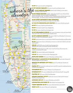 taza's new york city guide: all about transportation