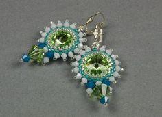 Ohrringe, Ohrhänger B0033 von kreativrausch-kiel auf DaWanda.com