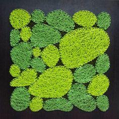 Moss Art Moss Art, Fruit, How To Make