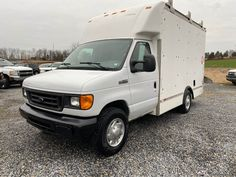 2006 Ford E-350 Diesel Cube Van. 6.0L V8 Diesel Engine, Automatic Transmission, 12ft Utilimaster Box, Tilt/Cruise, 72k Miles. One Owner Fleet Maintained PA Inspected. Call JT Auto Sales 717-619-7204 Call/Text 410-596-0596 www.yourtrucksforsale.com