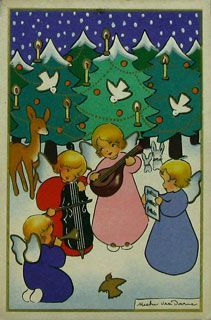 1000+ images about Christmas 3A: Art & Illustration on Pinterest | Vintage christmas cards, Vintage christmas and Swedish christmas