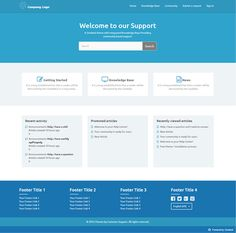 Zendesk Obscu Theme | Free For Your Zendesk Help Center