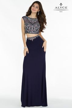 4340bf0b7cc22 15 Best Crop Top Gowns images | Formal dresses, Evening dresses ...
