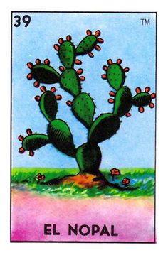 loteria mexican cactus el nopal - Tylers Shirts - Ideas of Tylers Shirts - loteria mexican cactus el nopal Mexican Folk Art, Mexican Style, Mexican Artwork, Cactus Mexico, Loteria Cards, Arte Do Kawaii, Cactus Tattoo, Card Tattoo, Mexican Designs