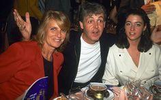 Mary McCartney: My recipe book has been torture - Telegraph Paul Mccartney Daughter, Paul Mccartney Beatles, Mary Mccartney, Paul And Linda Mccartney, Stella Mccartney, Linda Eastman, Chrissie Hynde, Sir Paul, Step Kids