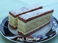 Andi konyhja - Stemny s telreceptek kpekkel - G-Portál Vanilla Cake, Tiramisu, Cooking Recipes, Ethnic Recipes, Food, Eten, Tiramisu Cake, Meals