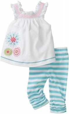 Cute little girl outfit!