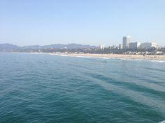 Santa Monica Santa Monica, San Francisco Skyline, River, Outdoor, Outdoors, Outdoor Games, The Great Outdoors, Rivers
