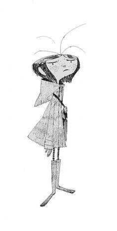 Coraline Jones for The Line (Uli Meyer)