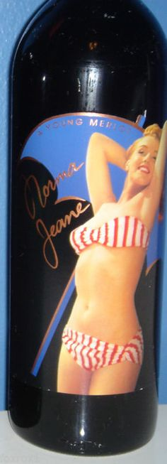 Marilyn Monroe Merlot 2003 Norma Jeane Sixth Vintage New Full sealed Red Wine #MarilynMerlot