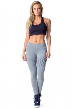 Calça Legging Fusô Hung Up - Vestem FS376 Dani Banani Fashion Fitness