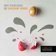 Traveller wishes you all a HAPPY 🥚 filled with love, happiness and delicious food! 🍗 🥗 🍫 [Christ Is Risen! Christ Is Risen, Cyprus, Happy Easter, Delicious Food, Happiness, Travel, Happy Easter Day, Trips, Bonheur