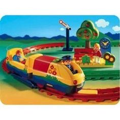 playmobil 123 train intersection - Google Search